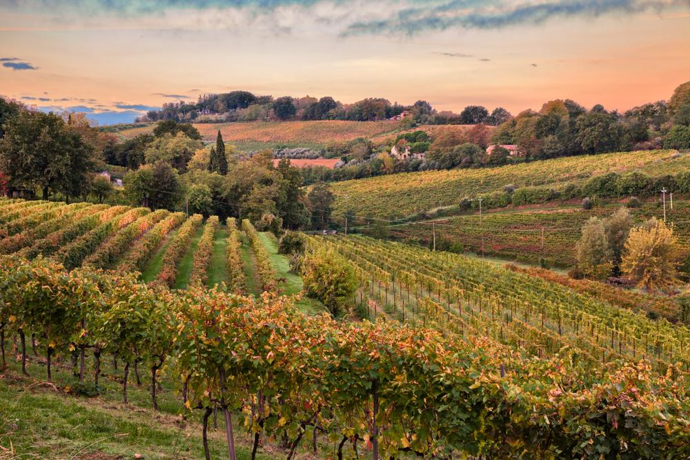 Emilia Romagna Landschaft